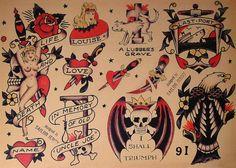 A tatuagem tradicional e o seu maior ícone, Sailor Jerry   Portal Tattoo Place