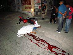 RN - Equatoriano perde controle da moto e morre nas Quintas