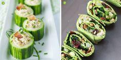 Cuisine: Wedding Appetizer Ideas