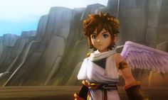 I want this now ! Kid Icarus Uprising for 3ds