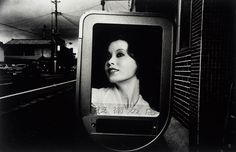 Daido Moriyama, Beauty Parlor, Tokyo, 1975. © Daido Moriyama.    Seminal post-war Japanese photographer.