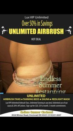 Airbrush Tanning, Cincinnati, Lotion, Lotions, Cream