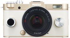 Amazon.co.jp: PENTAX ミラーレス一眼 Q-S1 ズームレンズキット [標準ズーム 02 STANDARD ZOOM] ゴールド 06239: カメラ