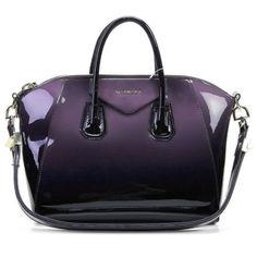 Givenchy Mirror Tote Handbag BLCT003