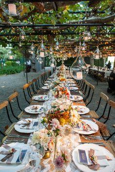 Breathtaking Napa Valley Wedding from Elle Jae Photography