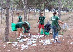 PROPÓSITO DE LA ACTIVIDAD   Conservación del medio ambiente