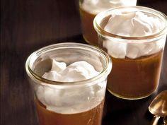 The Pioneer Woman's individual Pots de Creme have a secret kick: strong coffee.