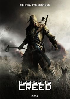 Assassin's Creed 2015 Michael Fassbender