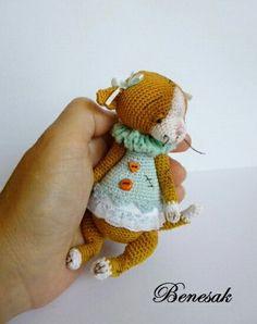 Cat-doll by Benesak