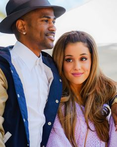 "Is Big Sean Rapping About Ariana Grande in New Song ""Best Mistake? Trey Songz, Ryan Gosling, Rita Ora, Nicki Minaj, Ariana Grande Big Sean, Ariana Said, Bae, Millionaire Dating, Kiss Photo"