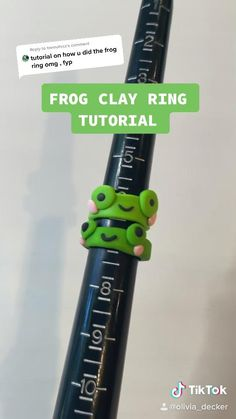 Polymer Clay Crafts, Polymer Clay Jewelry, Fimo Ring, Clay Art Projects, Fun Diy Crafts, Cute Clay, Dry Clay, Clay Charms, Clay Creations