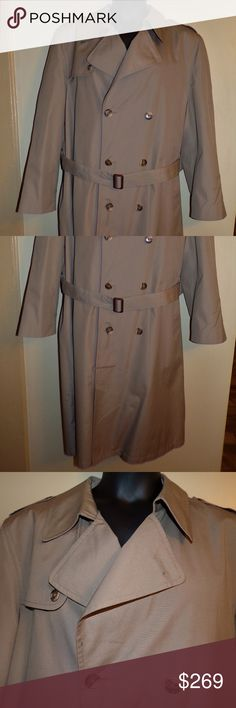 0750803d234f Calvin Klein Men s Meteor DB Trench Coat Review