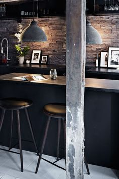 A home with charisma and raw details | Femina.dk