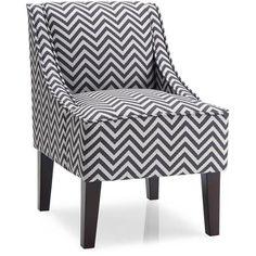 Etonnant Phoenix Ziggi Upholstered Accent Chair, Chevron Print   Walmart.com Is A  Steal At