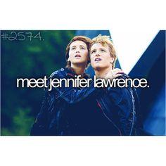Meet Jennifer Lawrence!  I think she is fantastic!