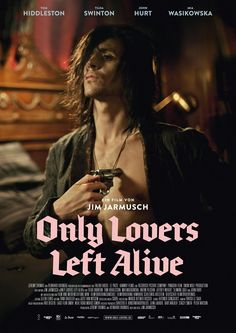 Tom Hiddleston Is A Sexy Rockstar Vampire In 'Only Lovers Left Alive' Trailer [WATCH]