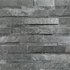 On Sale Today Ledgestone Tile! Browse our selection of ledgestone for your kitchen backsplash or fireplace application. Natural Stone Fireplaces, Rock Fireplaces, Marble Fireplaces, Fireplace Stone, Glass Tile Fireplace, Fireplace Ideas, Honed Marble, Gray Marble, Stone Texture