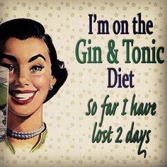 #gintonic #justsaying