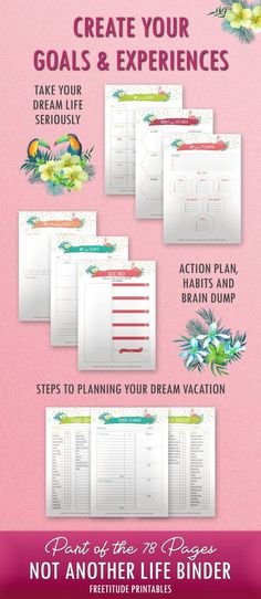 1372 best printable planners the group board images in 2018 free