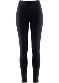 Thermo legging Belseje enyhén • 2999.0 Ft • bonprix Travel Capsule, Black Jeans, Pants, Winter Travel, Style, Fashion, Trouser Pants, Swag, Moda