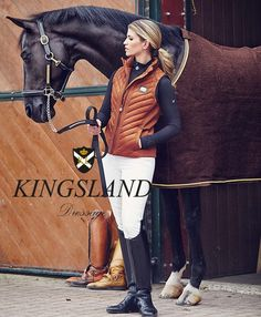 Equestrian Fashion: Kingsland