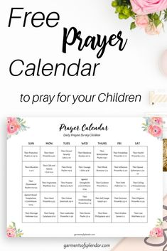 Use these 35 Scriptures to pray over your children each day. This post on prayer also comes with a free printable prayer calendar! Praying For Your Children, Prayers For Children, Printable Prayers, Prayer Journal Printable, Printable Bookmarks, Free Printable, Scripture Cards, Scripture Study, Marriage Prayer