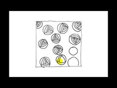 Zentangle Patterns | Tangle Patterns - Trentwith - YouTube