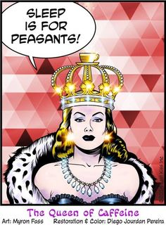 QUEEN! #comics #love