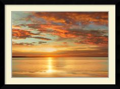 'Sunlit' by John Seba Framed Art Print