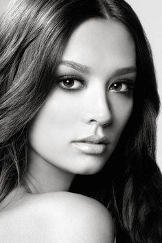#Beautiful #Model Alexa Luczak #shooting in Los Angelse/ #USA