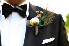 Real Weddings: 'Great Gatsby'-Inspired Nuptials (PHOTOS)