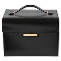 Maddison, Schmuckbox Schwarz für 60.00 bei Manor. Bequem nach Hause bestellen oder gratis in Ihr Manor-Warenhaus nach Wahl liefern lassen.