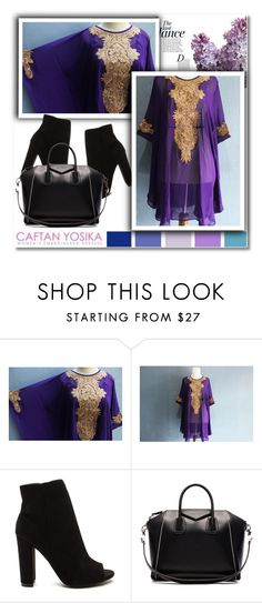 """""""caftanyosika.com"""" by aida-nurkovic ❤ liked on Polyvore featuring Anja and Givenchy"""