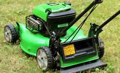 Prepare your lawn mower for winter with these 7 easy tips >> http://blog.diynetwork.com/maderemade/2015/09/21/7-ways-to-prep-your-gas-lawn-mower-for-winter/?soc=pinterest
