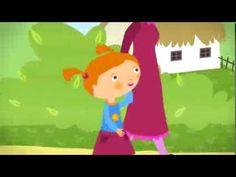 Elvesztettem zsebkendőmet (gyerekdal, rajzfilm gyerekeknek)