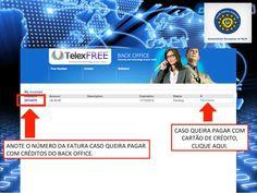 PASSO 11 - pagar a fatura do voip 99 telexfree