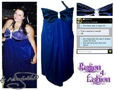Empire dress with a layer of pleated chiffon from under the bust. Silver detail on bust with pleated shoulder strap. From R1600 - See more at: http://www.passion4fashion.co.za/matric-dresses.html#sthash.hg4IJqJU.dpuf