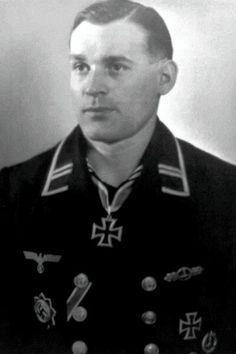 """Oberbootsmannsmaat Rudolf Mühlbauer (1919-2000), Brückenmaat auf Unterseebooten """"U 123"""" und """"U 170"""", Ritterkreuz 10.12.1944"""