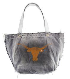 Texas Longhorns Vintage Tote