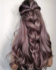 24 Impressive Half Braid Hairstyles For 2016 – 17
