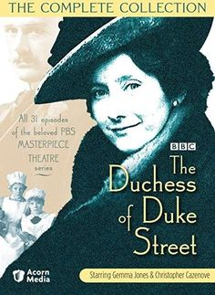 Christopher Cazenove & Bill Bain & Cyril Coke-The Duchess of Duke Street Complete Collection