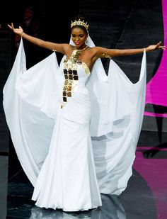 Miss Israel from 2013 Miss Universe National Costume