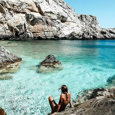 Los Cyclades, Greece