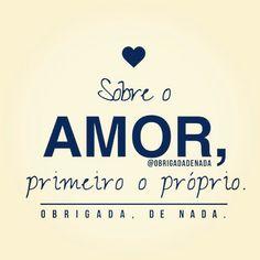#amorpropriosempre