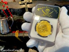 Pirates Gold, Pieces Of Eight