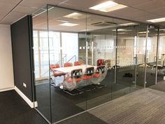 From Glass At Work: Glass Partitions For Office Refit for Billinghurst George & Partners in Stockton-on-Tees, Durham.