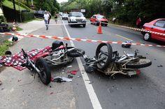 Motociclista morre em colisão na Avenida Oscar Pereira +http://brml.co/1x0OLFV