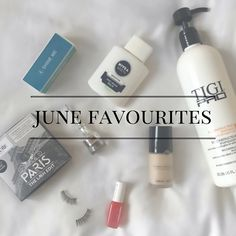 June Favourites now live on the blog! https://clarenablog.wordpress.com/2016/06/30/june-favourites/