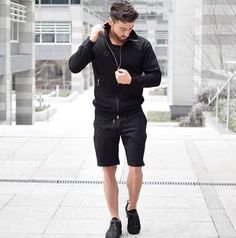 Are you running today ? // running short // urban men // fitness // health…