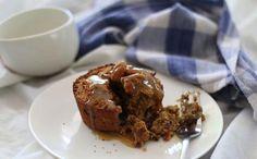 Gluten-Free Sticky Date Pudding